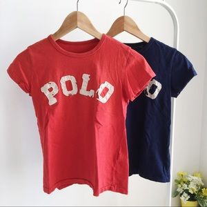Ralph Lauren Polo T-Shirts Bundle